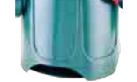 海水・弱ケミカル 水中ポンプ S 異物通過径