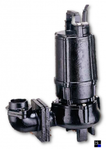汚水汚物用水中ポンプADHシリーズ